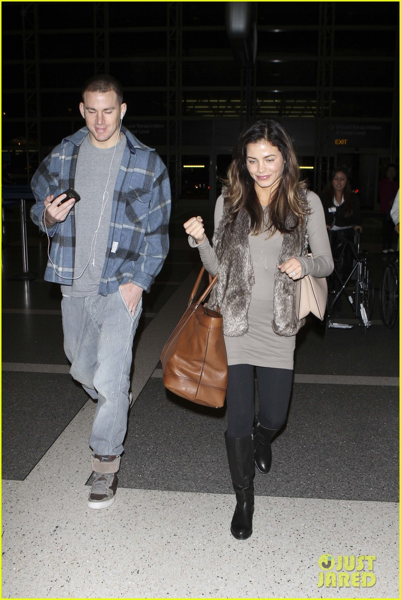 channing tatum jenna dewan lax 16