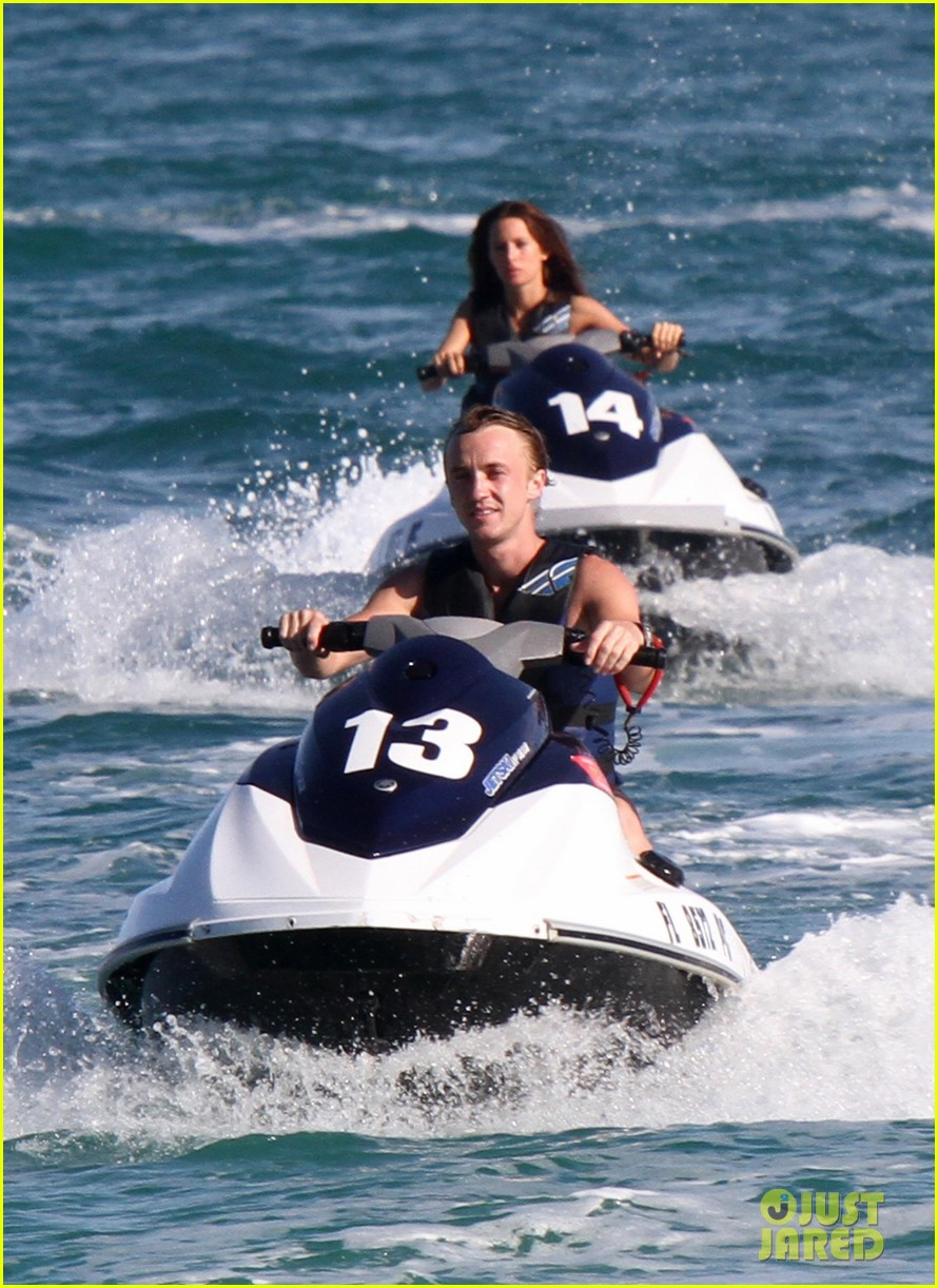 tom felton waverunner 022614087