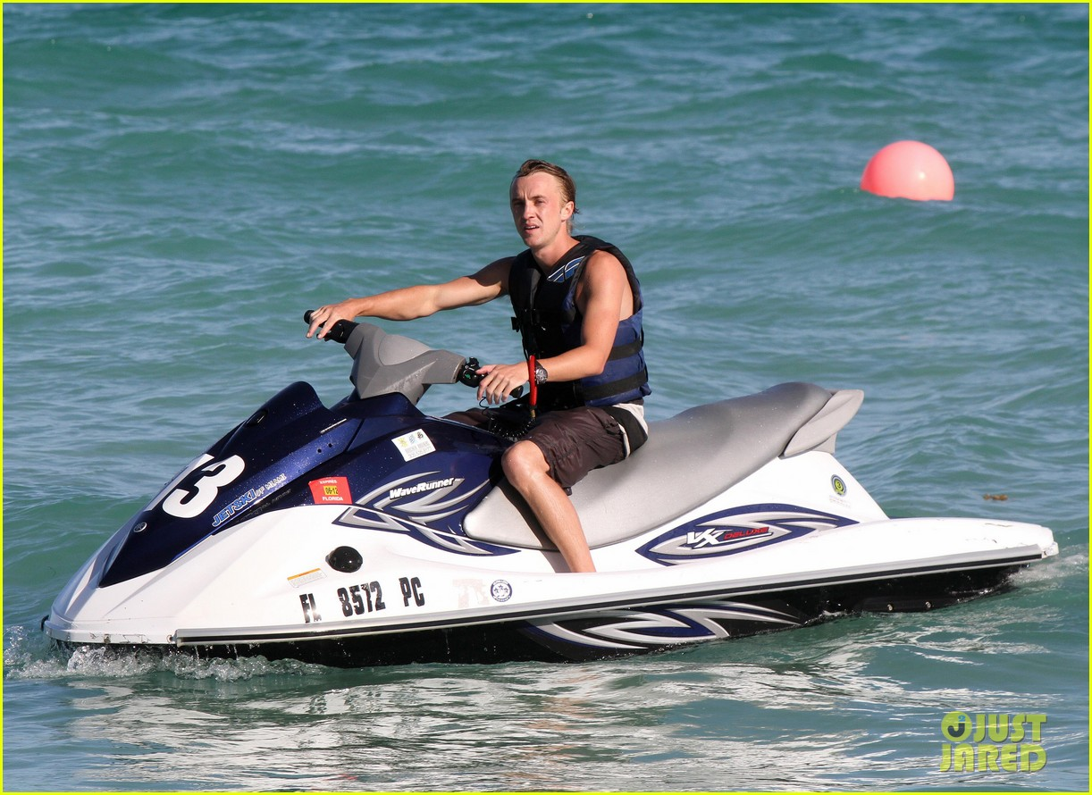 tom felton waverunner 11