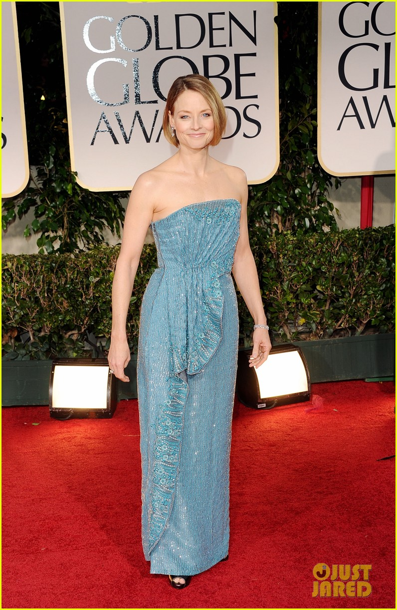 jodie foster golden globes 04