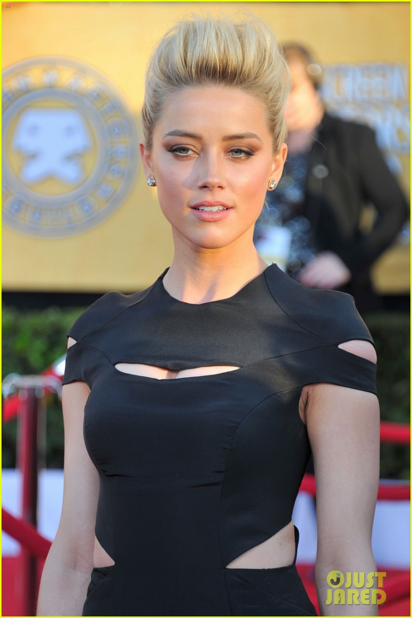 amber heard sag awards 02