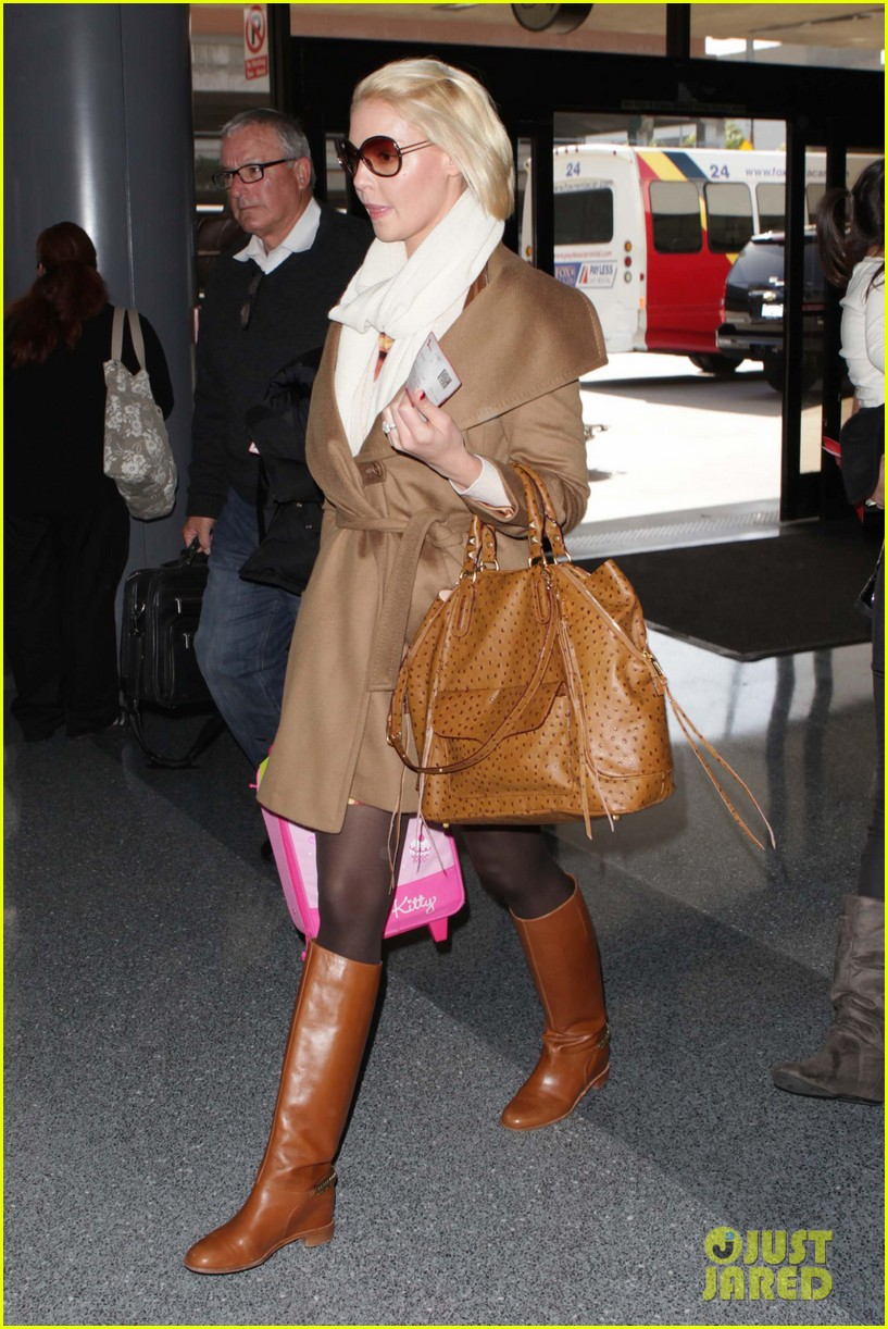 katherine heigl nancy flight lax 162620779