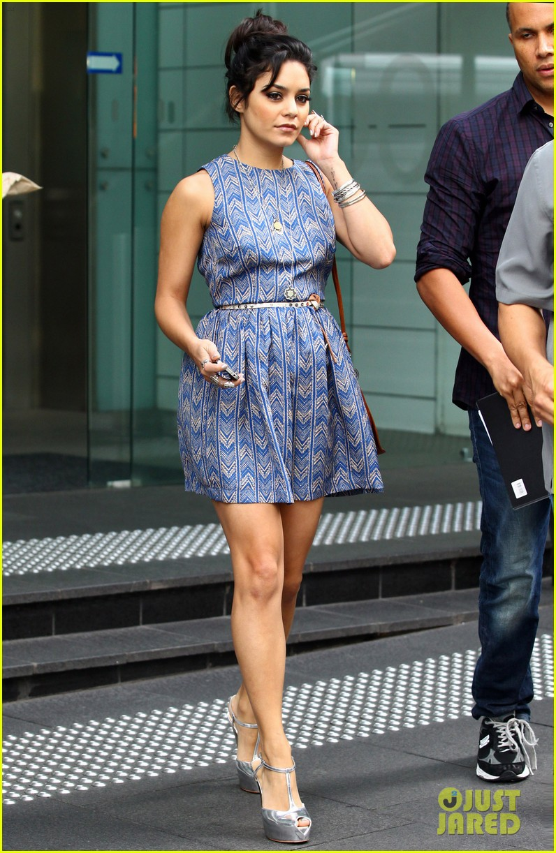 vanessa hudgens 2day fm 05