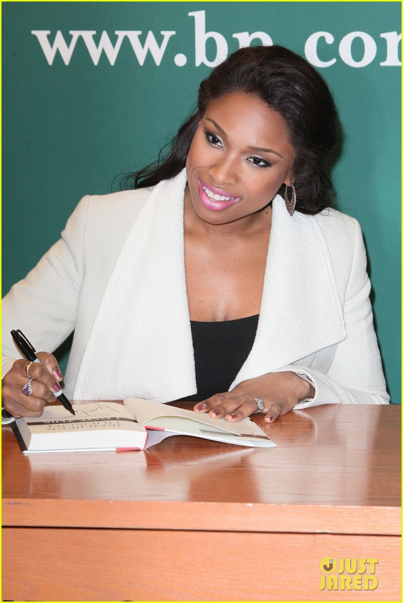 jennifer hudson i got this barnes noble 09