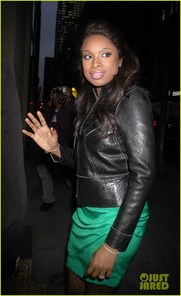Full Sized Photo Of Jennifer Hudson Today Show  Just Jared