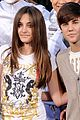 michael jackson blanket paris handprint ceremony justin bieber 09