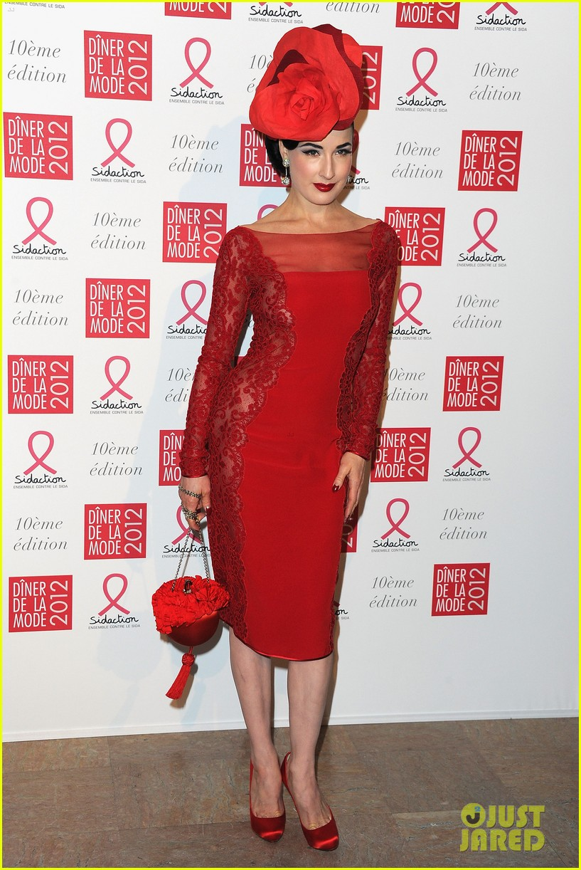 diane kruger dita von teese sidaction dinner 042622479