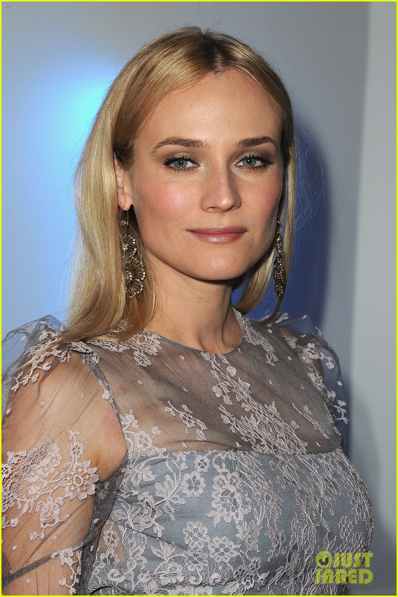 diane kruger dita von teese sidaction dinner 12