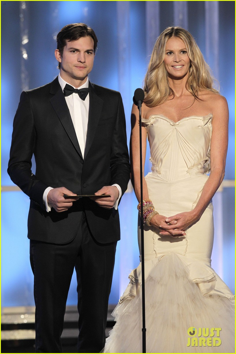 ashton kutcher elle macpherson golden globes 2012 presenters 01