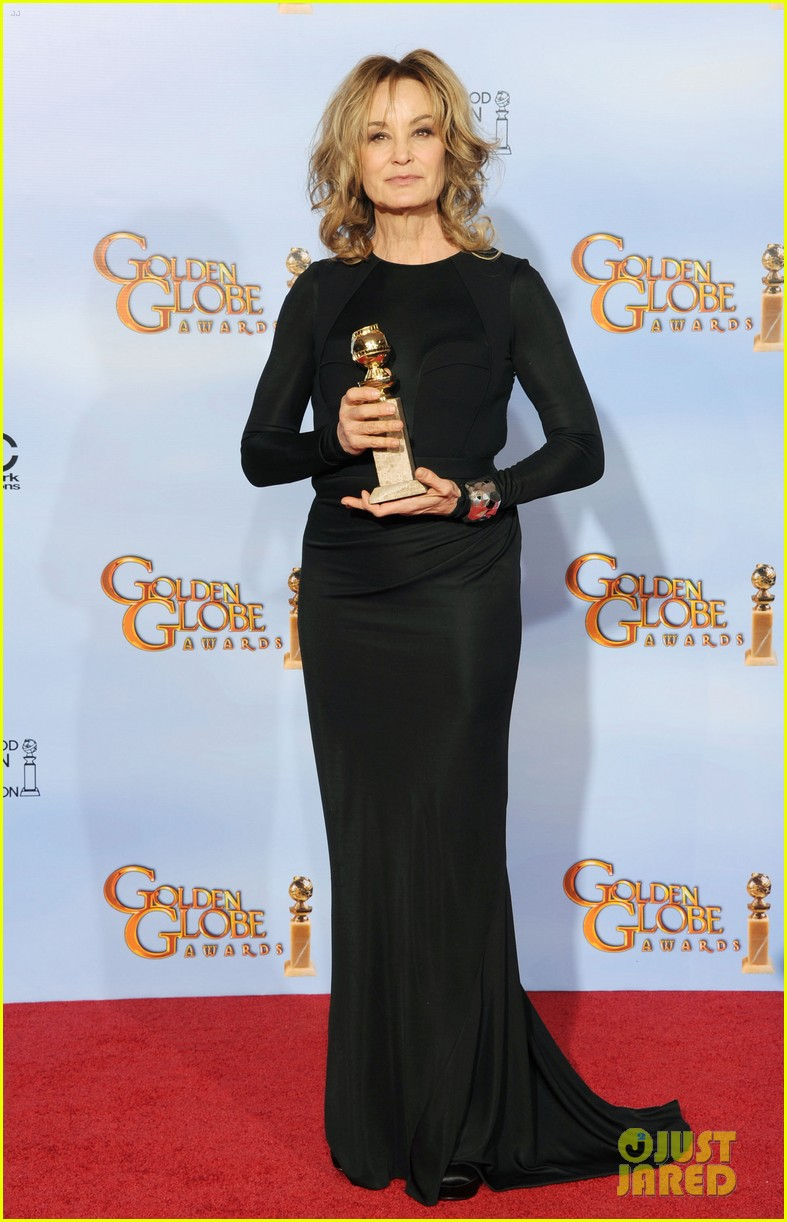 jessica lange connie britton golden globes 2012 red carpet 032618696