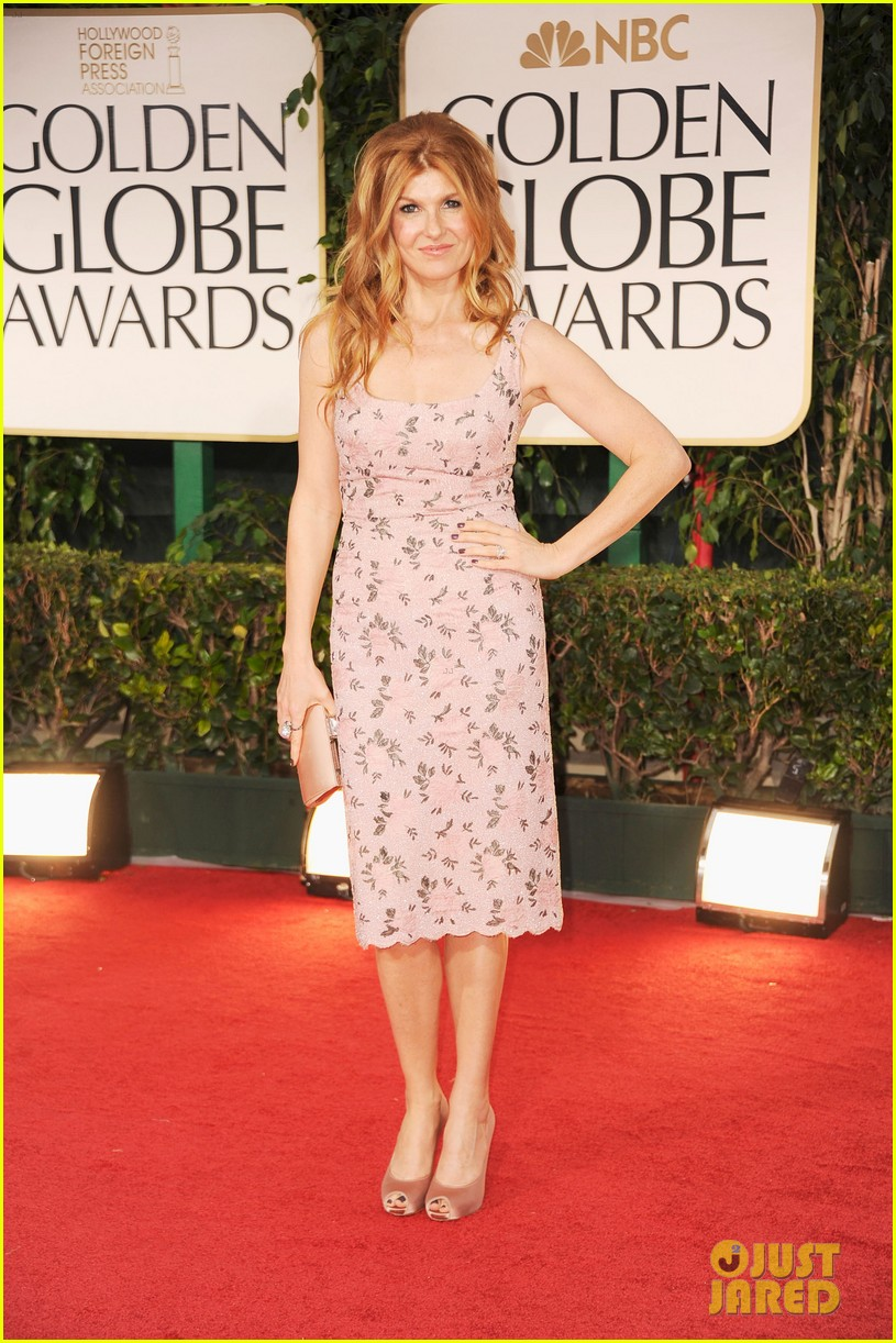 jessica lange connie britton golden globes 2012 red carpet 042618697