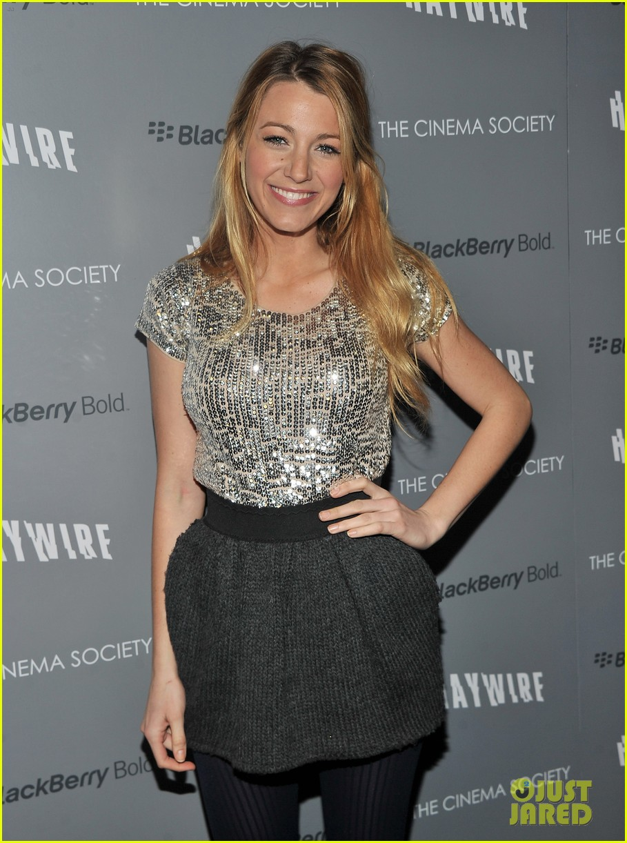 blake lively haywire screening 122619556