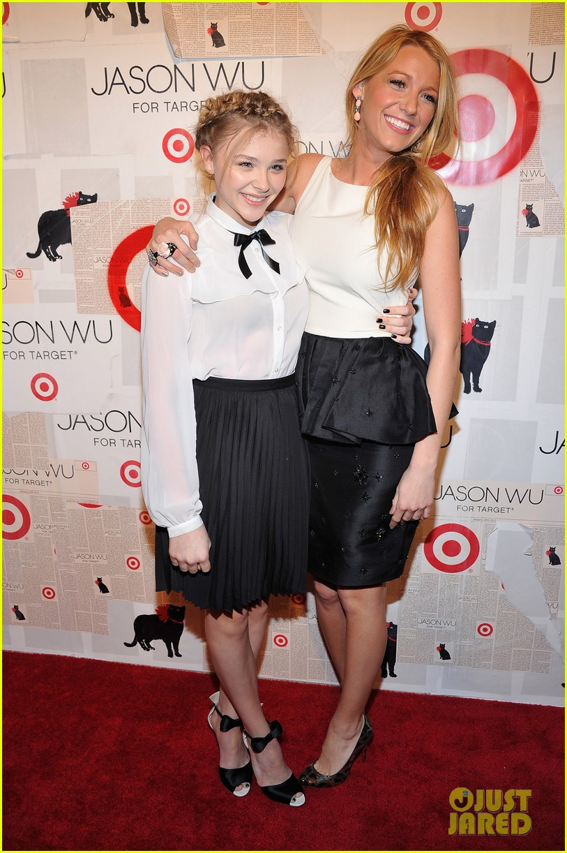 blake lively chloe moretz target 07