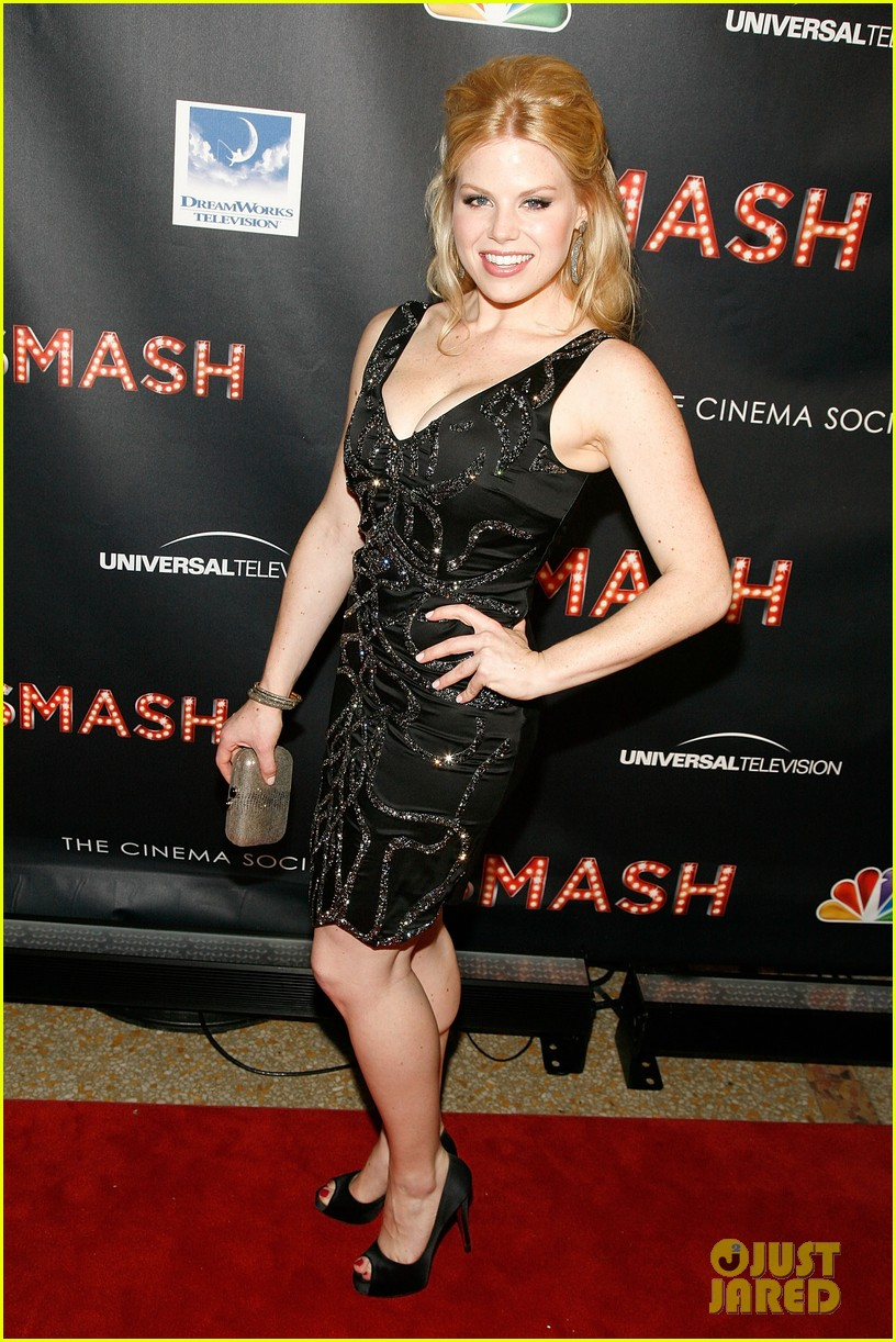 katherine mcphee megan hilty smash premiere 01