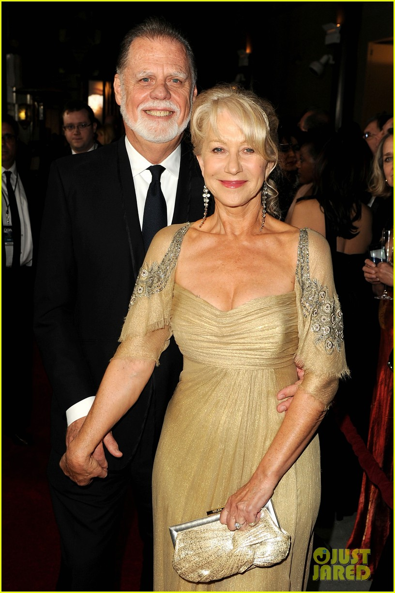 helen mirren dga awards taylor hackford 12