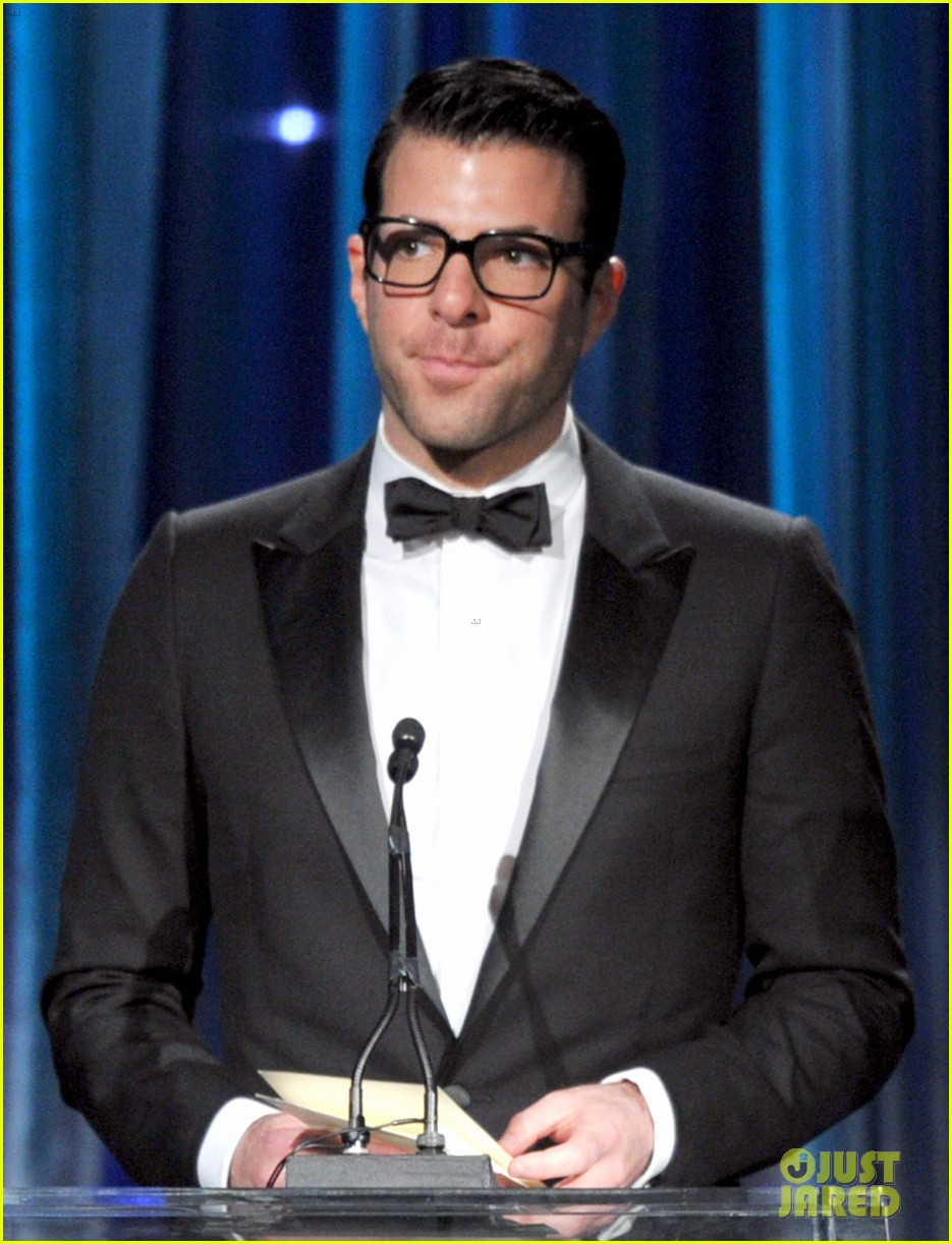 neil patrick harris zachary quinto producers guild awards 02
