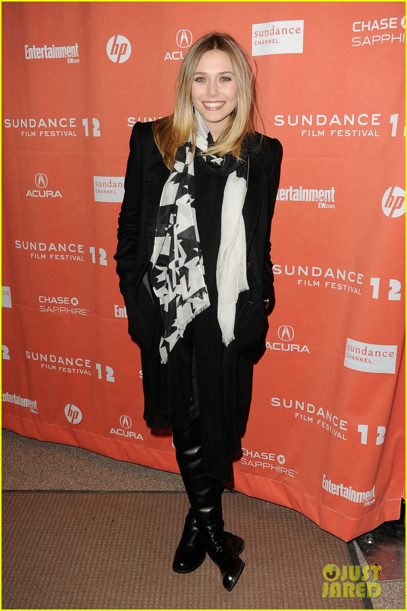elizabeth olsen red lights premirere sundance 01