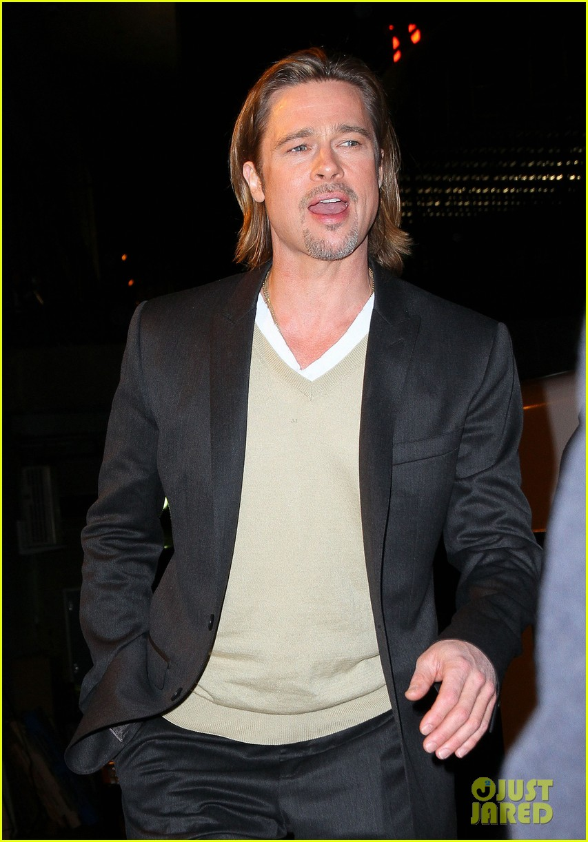 brad pitt inside actors studio 11