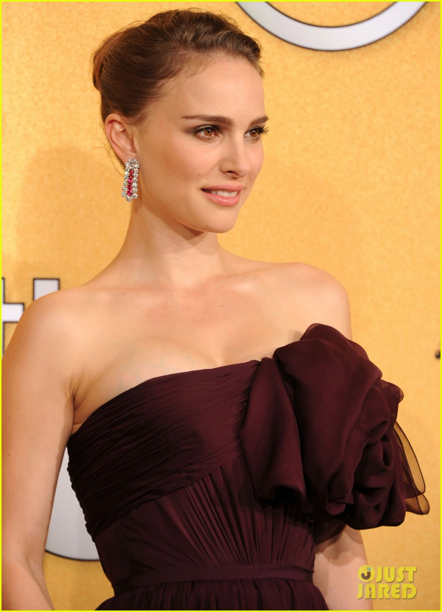 natalie portman sag awards 2012 06