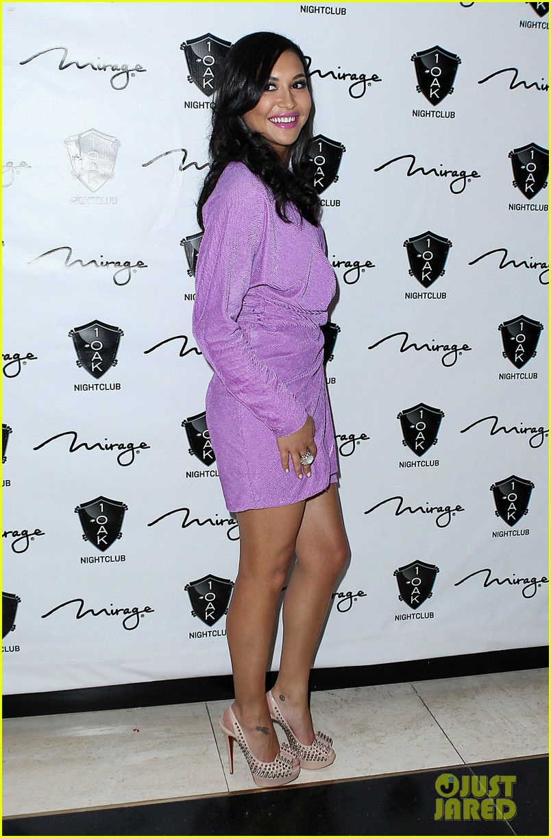 naya rivera birthday 1 oak 11
