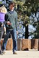 ashlee simpson vincent piazza park playtime with bronx 10
