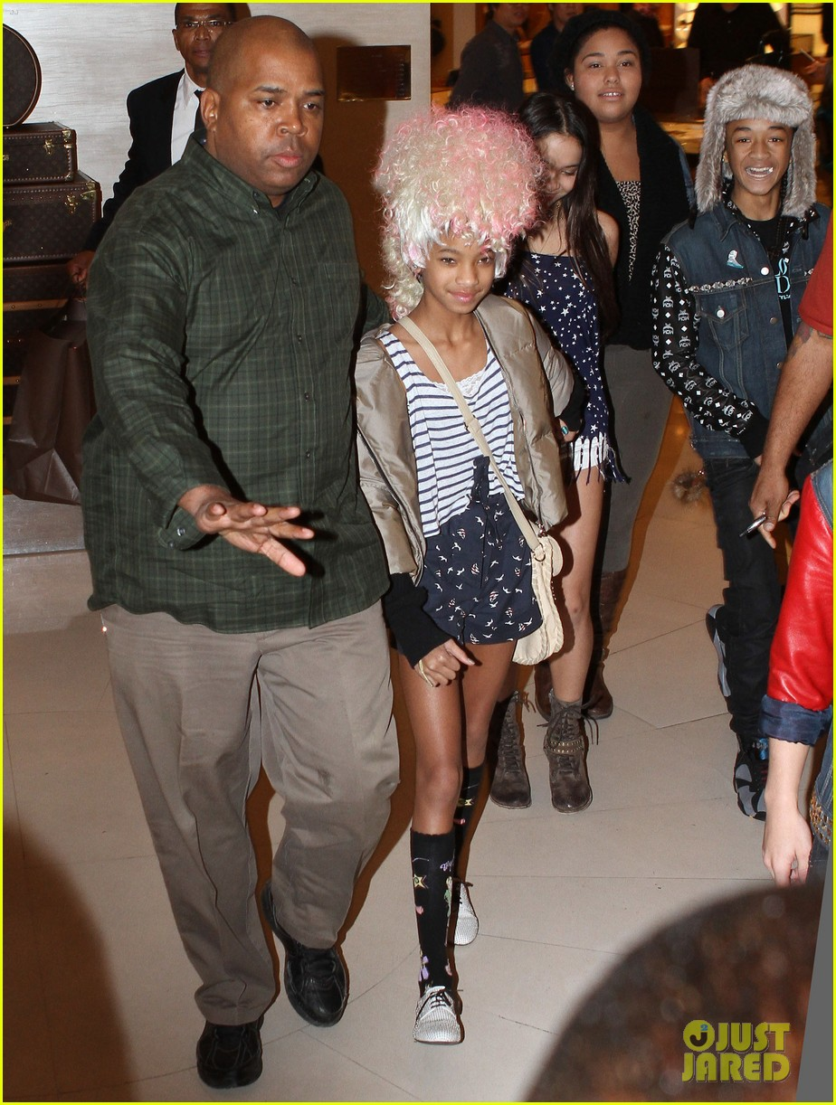willow smith nicki miinaj wig 02