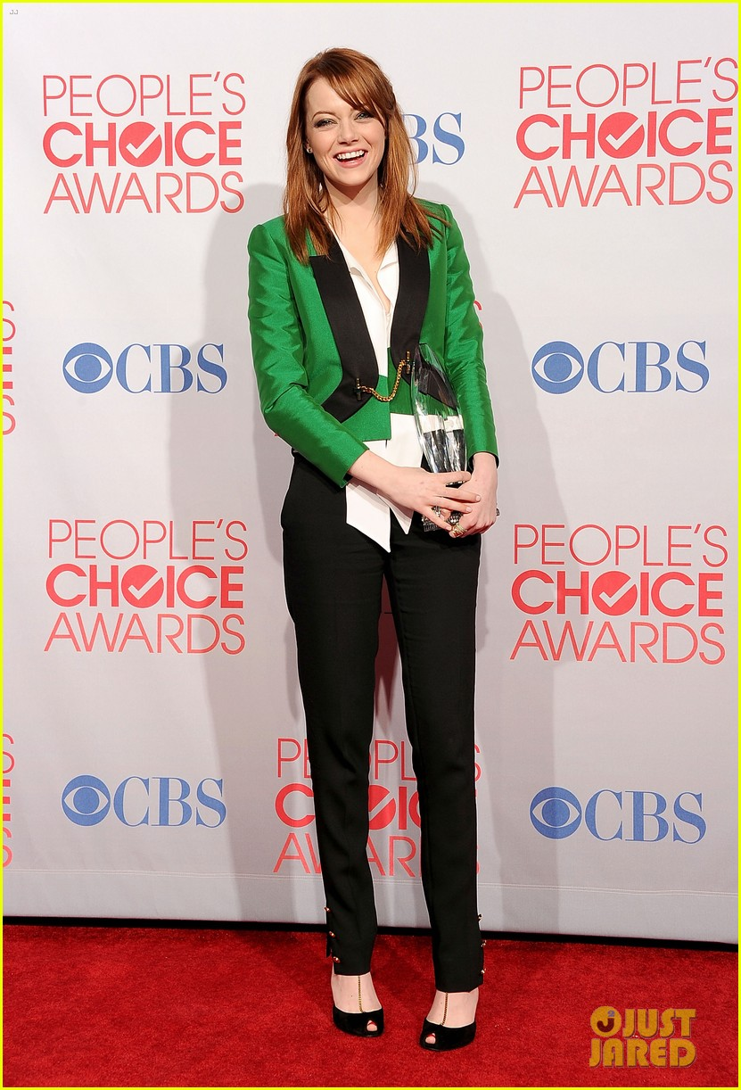 emma stone peoples choice 2012 012616611