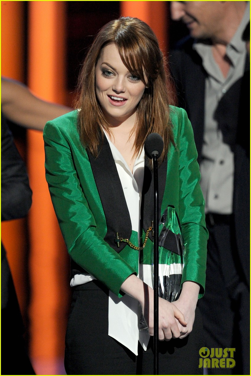 emma stone peoples choice 2012 12