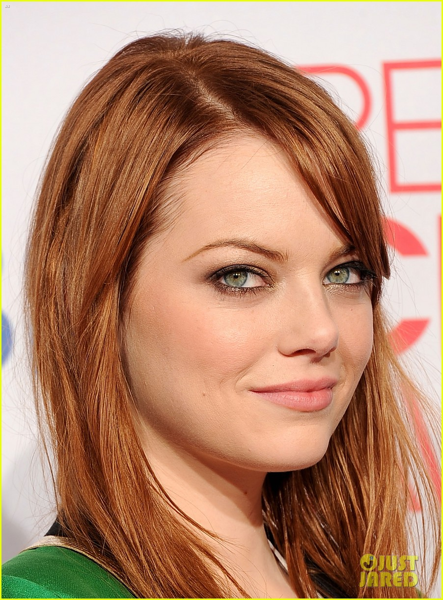 emma stone peoples choice 2012 13