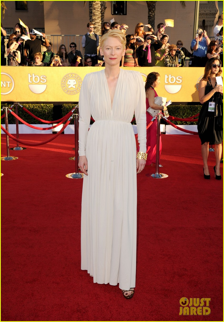 tilda swinton sag awards 2012 02