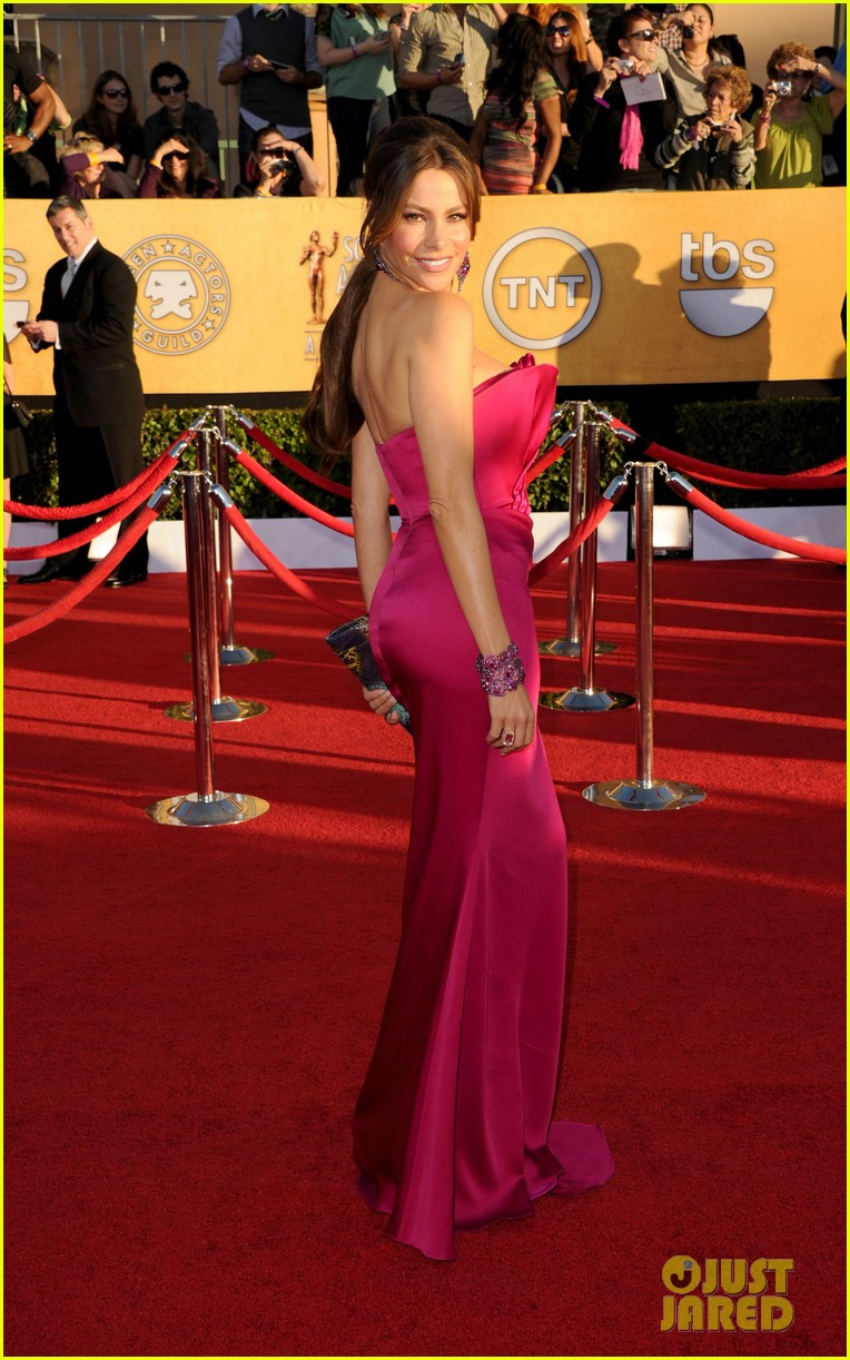 sofia vergara sag awards 2012 03