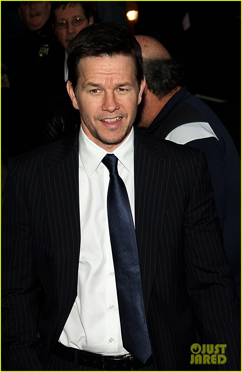 Mark Wahlberg: 'Late Show with David Letterman' Visit ... Mark Wahlberg Obituary