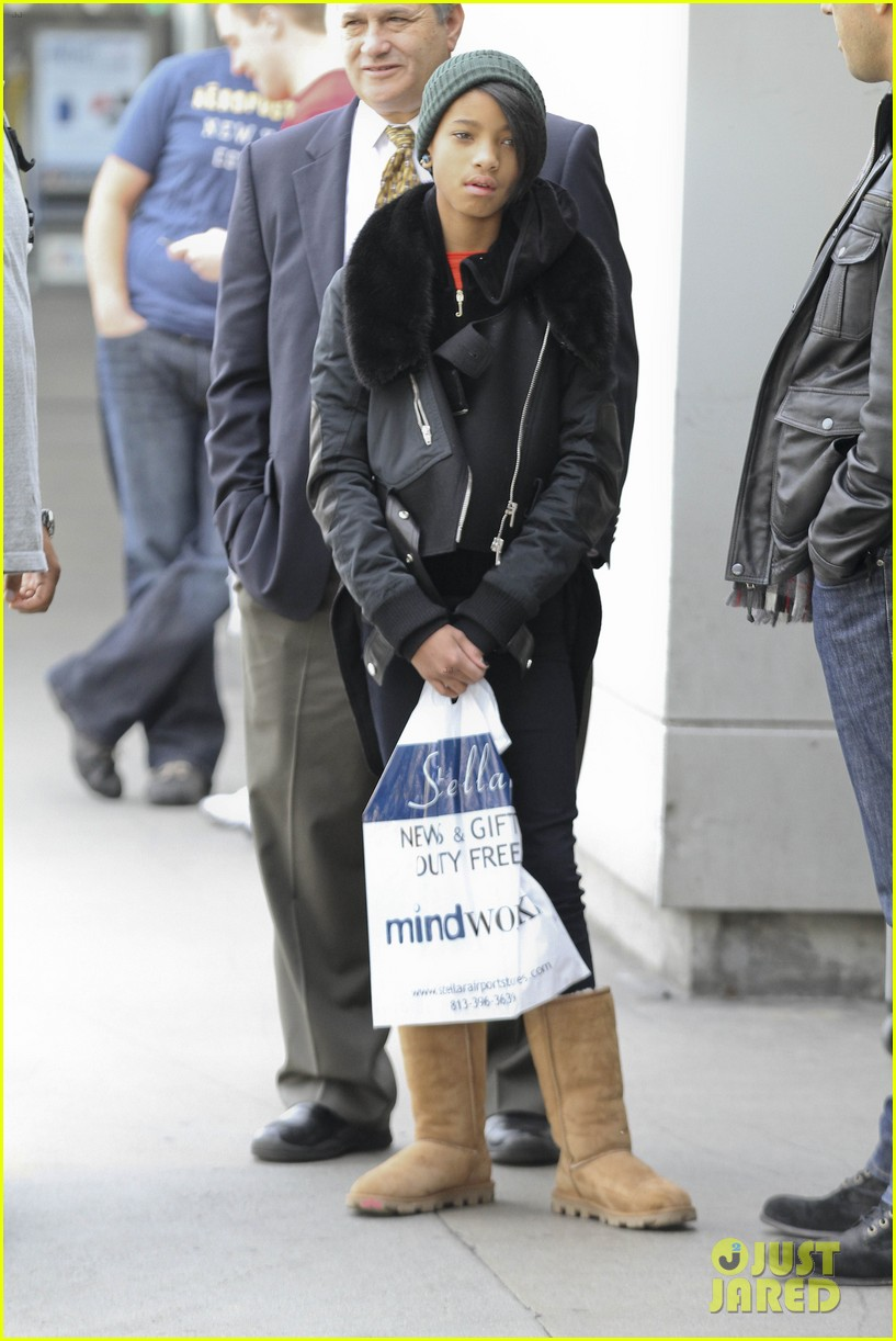willow smith beanie n boots 10