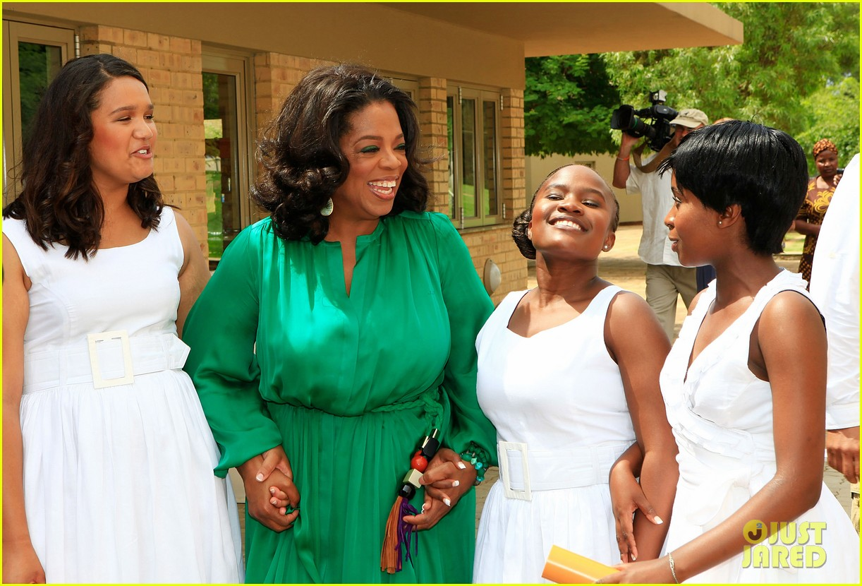 oprah winfrey leadership academy graduation 05