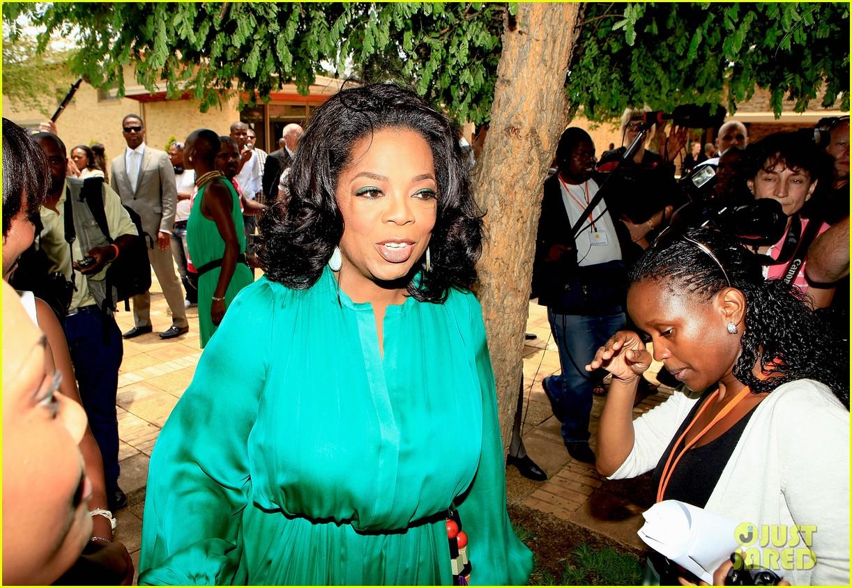 oprah on leadership