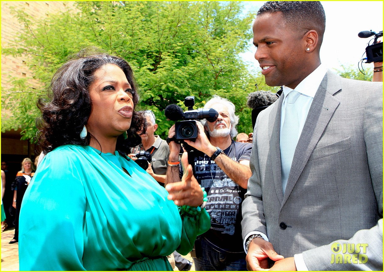 oprah winfrey leadership academy graduation 11