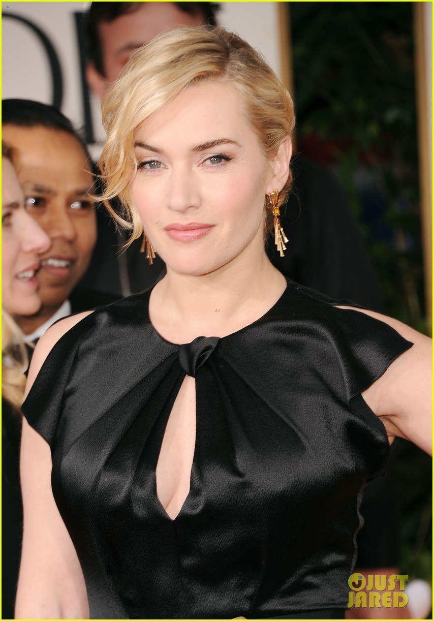 kate winslet golden globes 2012 02
