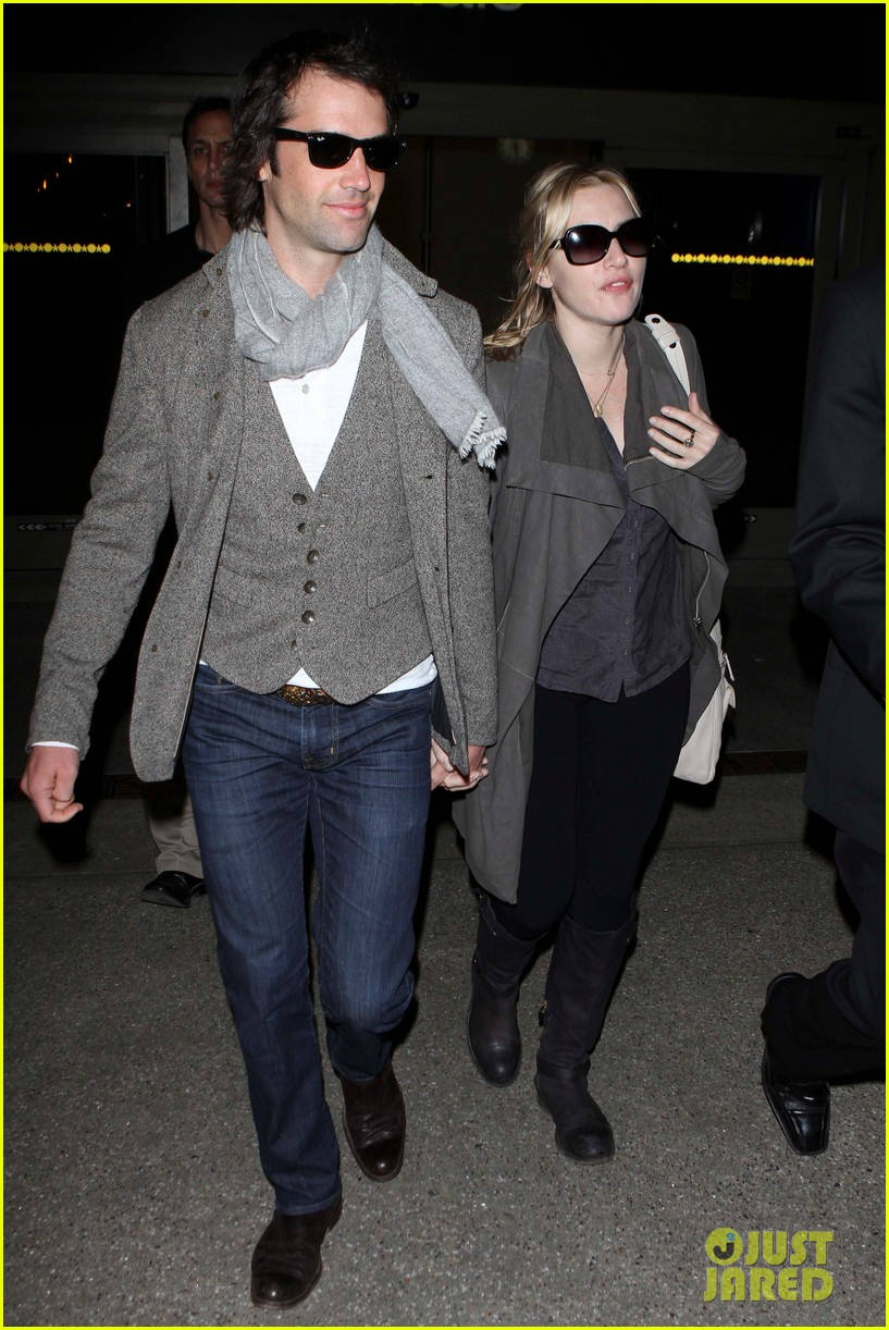 kate winslet ned rocknroll hold hands lax 08