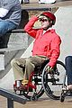 dianna agron kevin mchale wheelchairs glee 05