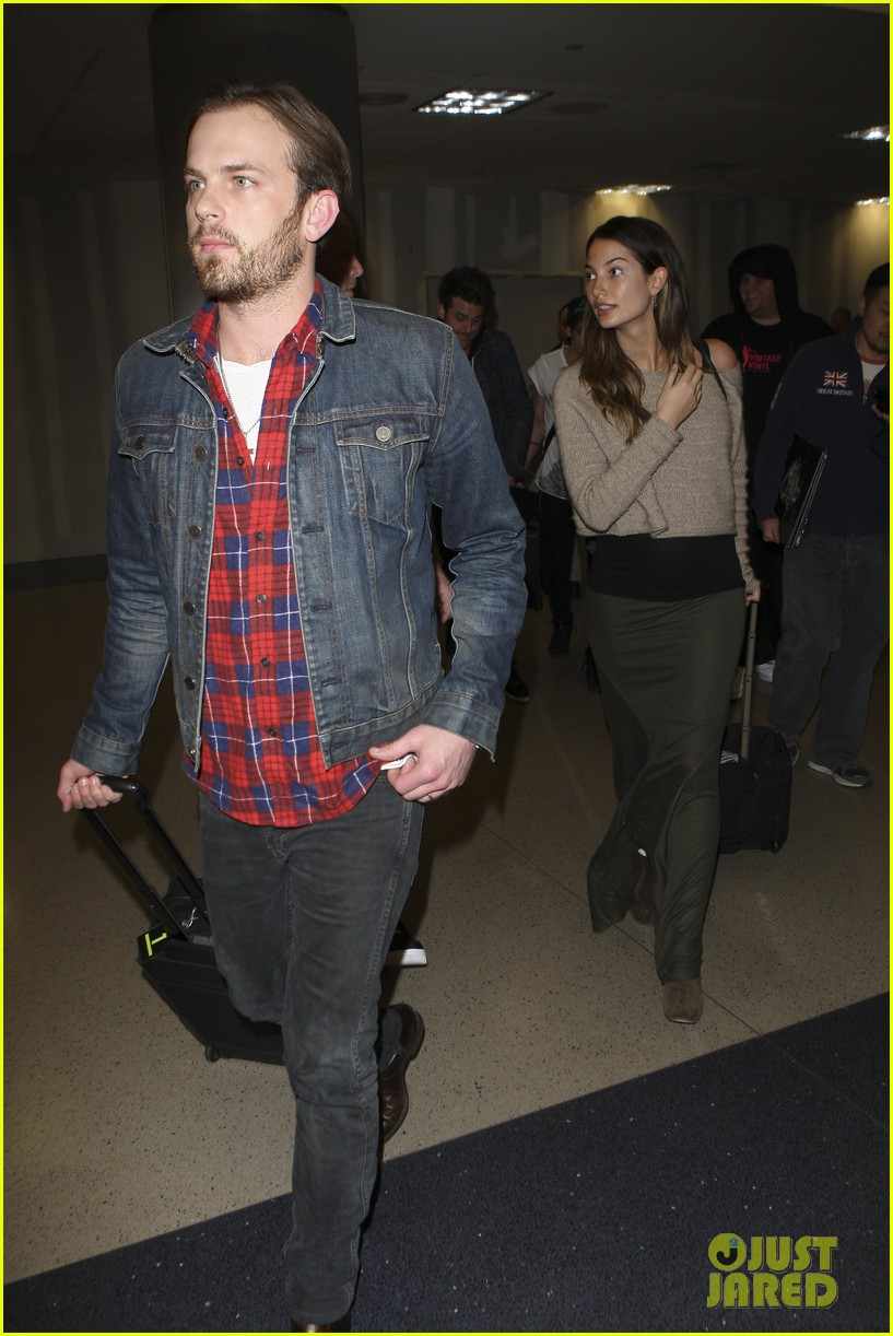 caleb followill pregnant lily aldridge lax 17