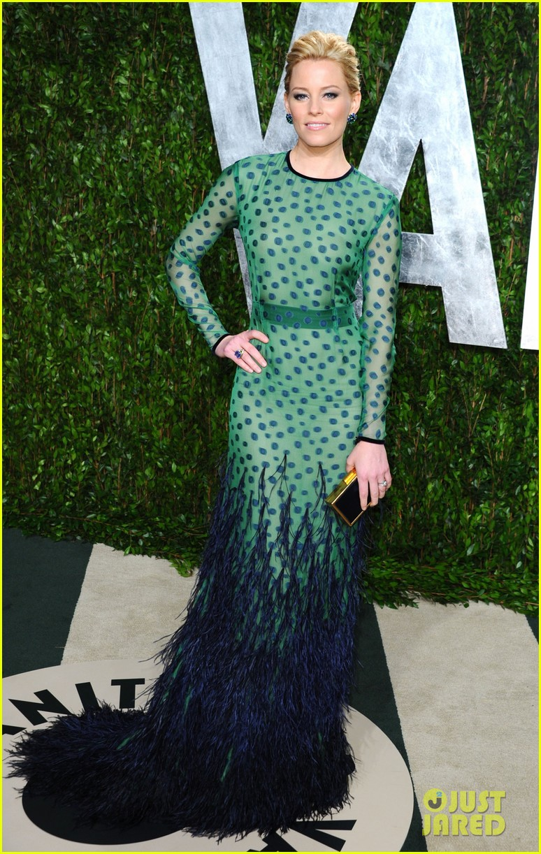 elizabeth banks julie bowen vanity fair oscar party 022634035