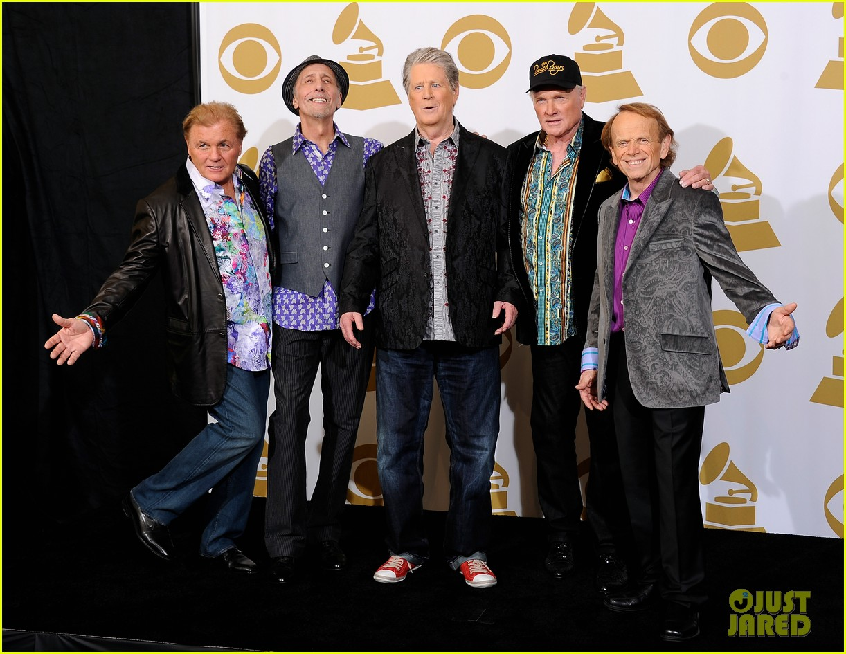 beach boys tribute grammys 04