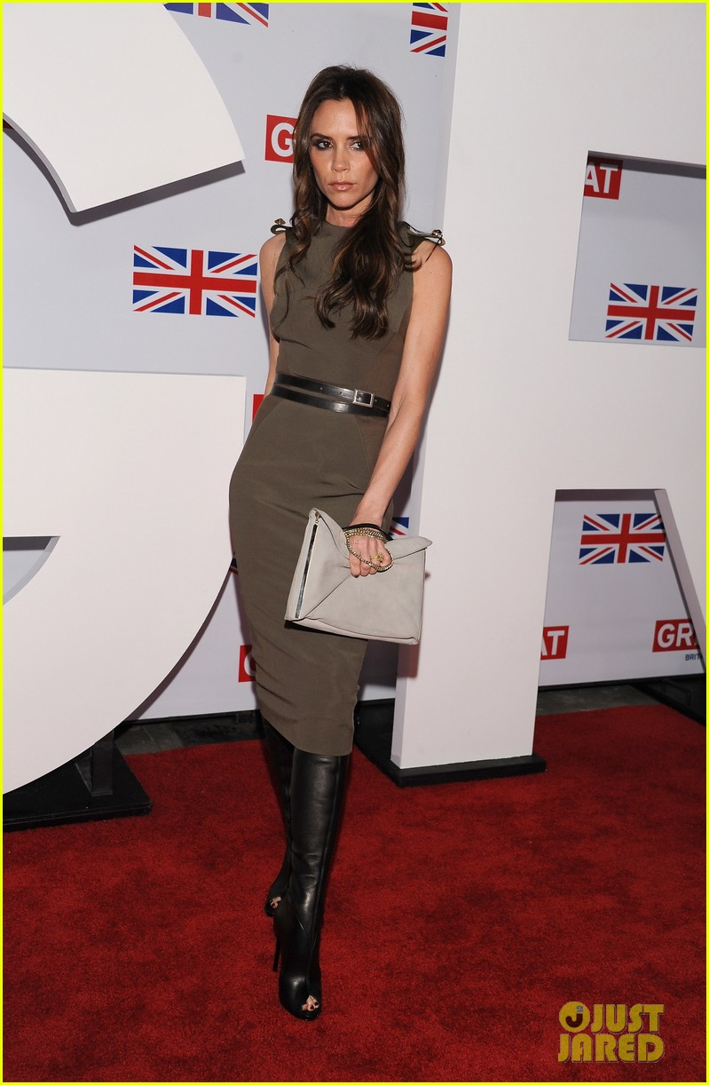 victoria beckham british film reception 10