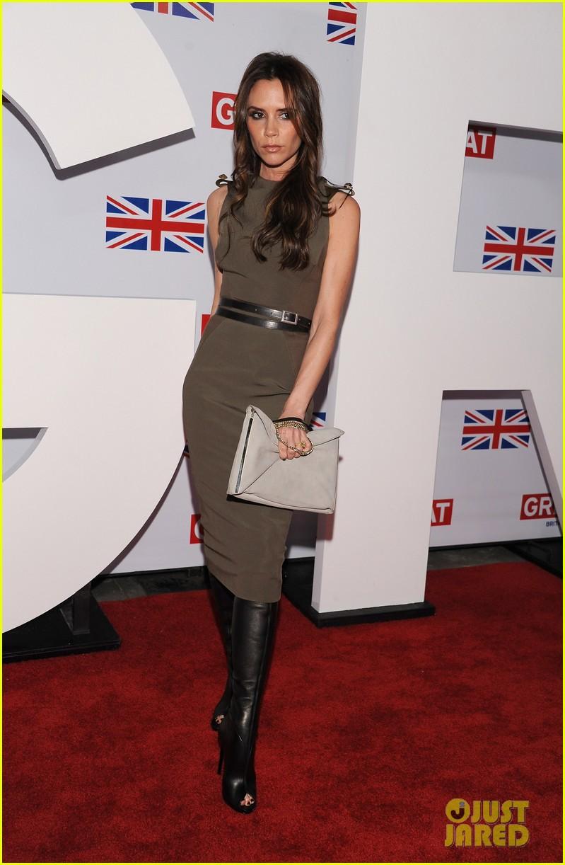 victoria beckham british film reception 10