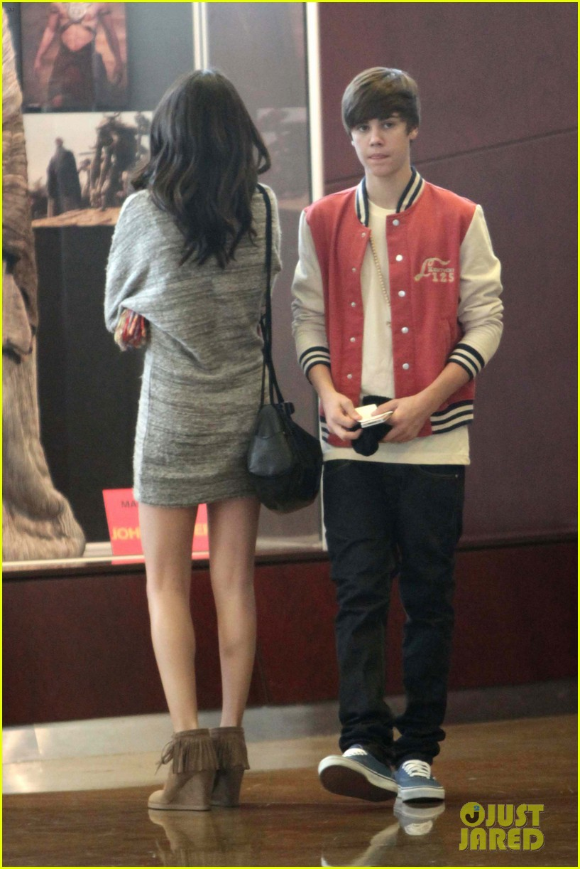 justin bieber selena gomez saturday night date 07