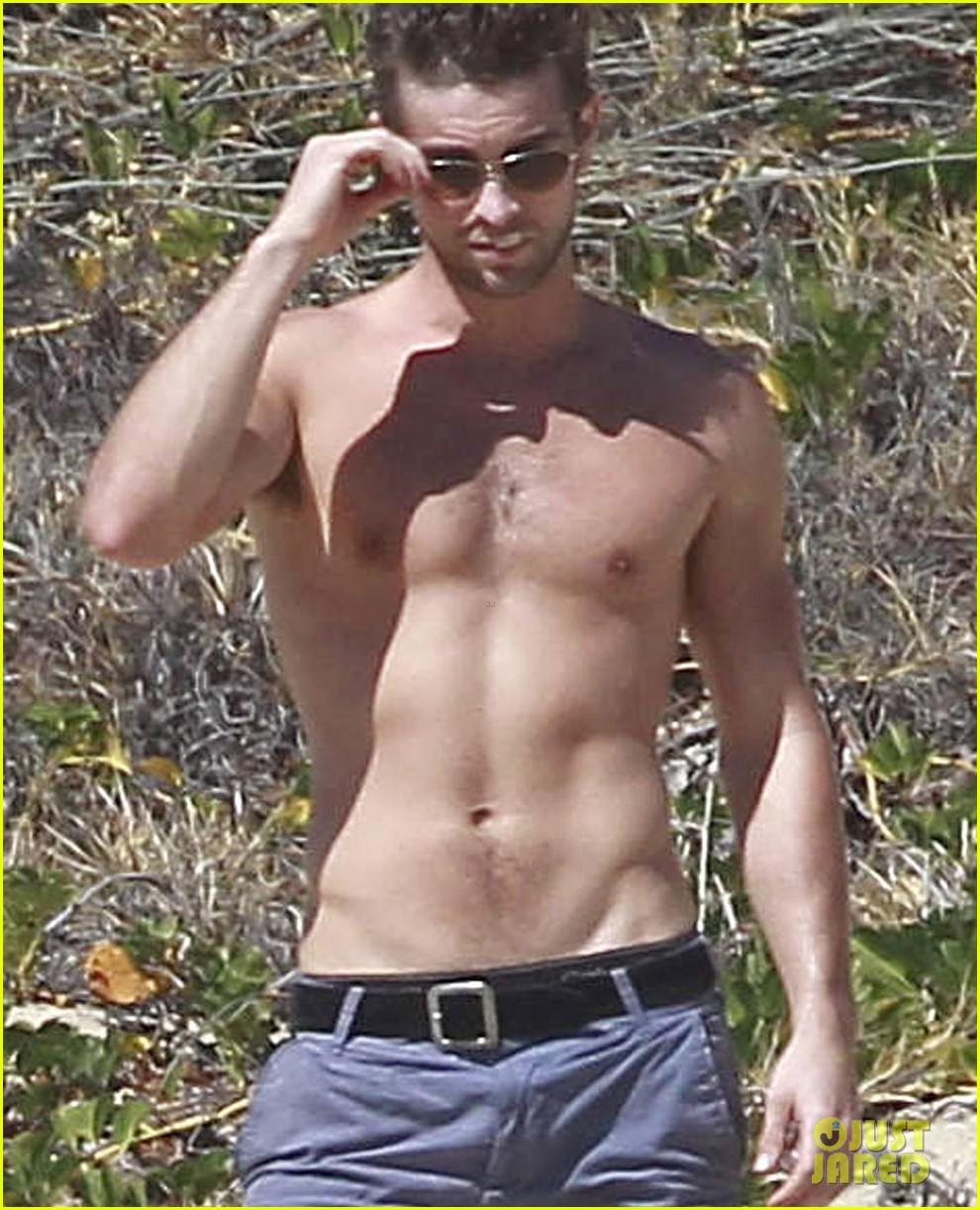 Chace crawford shirtless