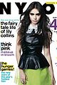 lily collins nylon mag march 2012 03