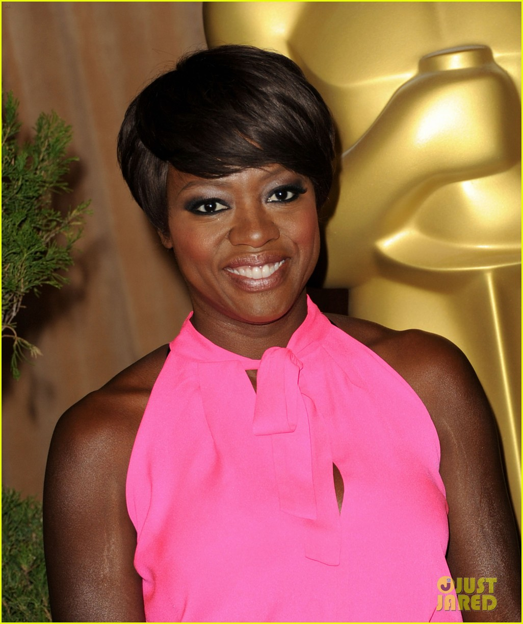 viola davis glenn close oscars luncheon 04