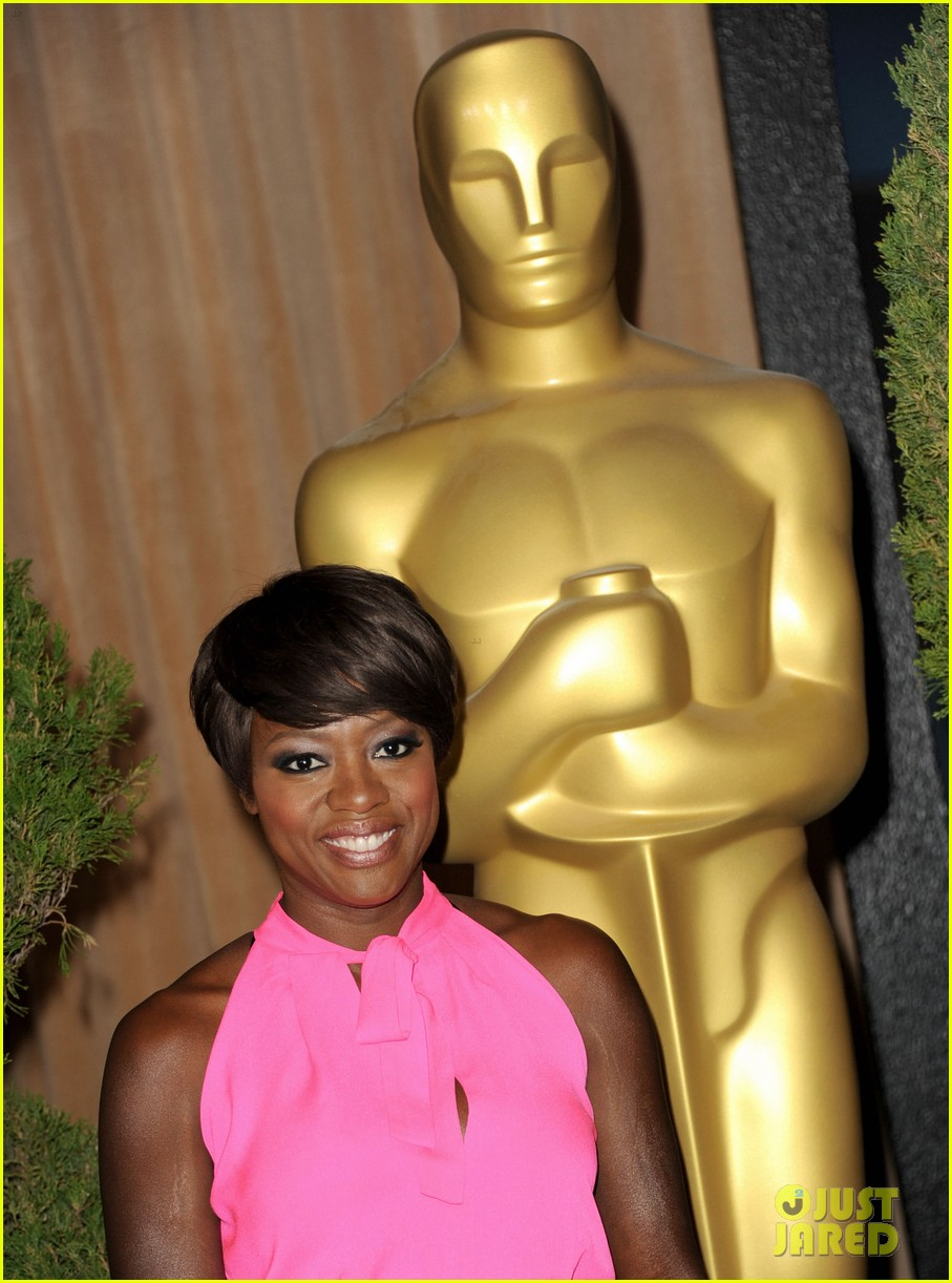viola davis glenn close oscars luncheon 06