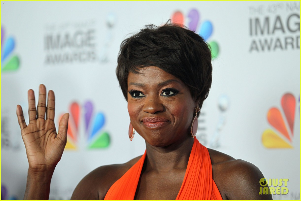 viola davis naacp image awards 07